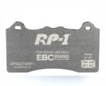 EBC RP-1 Racing Rear Brake Pads