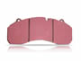EBC Vanbrake Rear Brake Pads