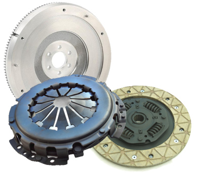 Black Diamond Stage 2 Clutch With Single Mass Flywheel