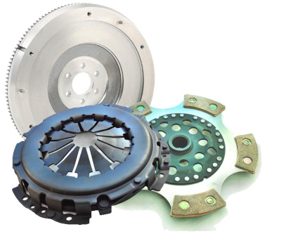 Black Diamond Stage 3 Clutch with Single Mass Flywheel